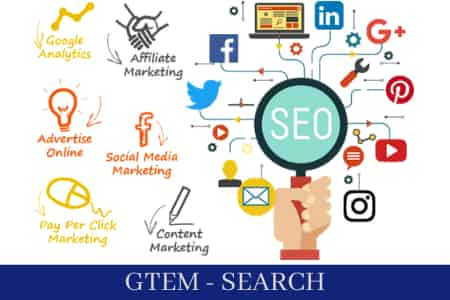GTEM - SEO Search results